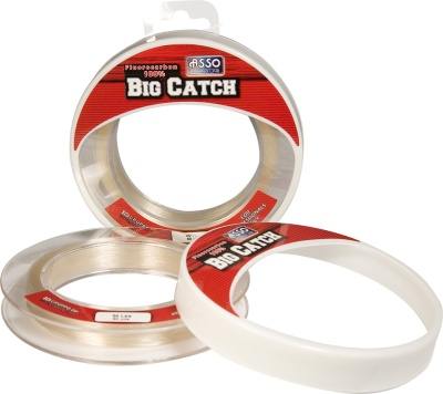 Image result for Asso Big Catch 45m Fluorocarbon 100%